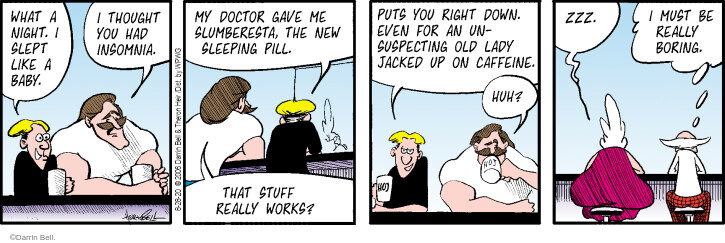 Comic Strip Darrin Bell  Rudy Park 2020-08-28 you
