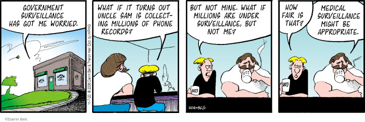 Comic Strip Darrin Bell  Rudy Park 2020-11-07 government