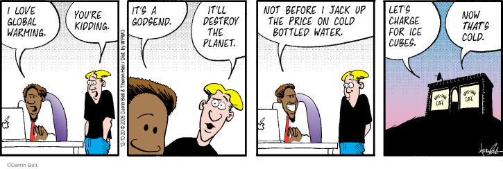 Comic Strip Darrin Bell  Rudy Park 2020-12-10 environment