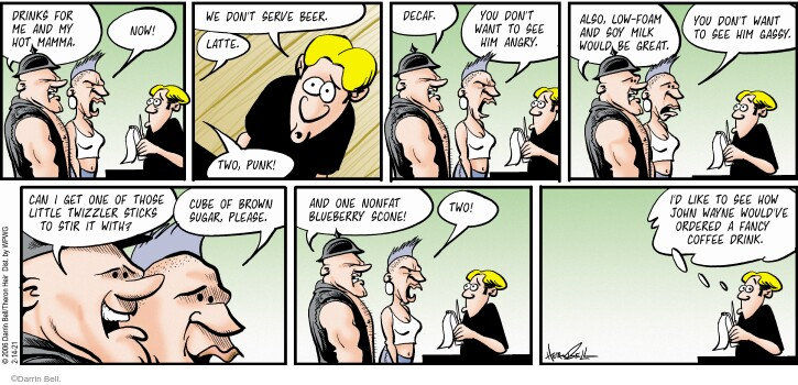 Comic Strip Darrin Bell  Rudy Park 2021-02-14 don't