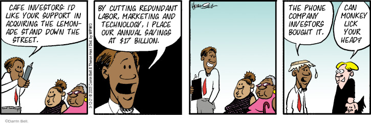 Comic Strip Darrin Bell  Rudy Park 2021-03-12 business