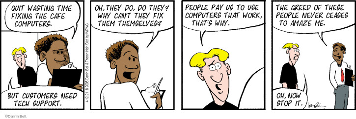 Comic Strip Darrin Bell  Rudy Park 2021-04-12 time