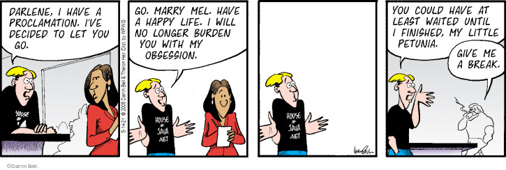Comic Strip Darrin Bell  Rudy Park 2021-05-14 you