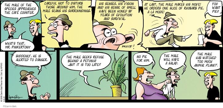 Comic Strip Darrin Bell  Rudy Park 2021-06-06 make