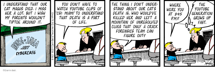 Comic Strip Darrin Bell  Rudy Park 2021-09-16 would