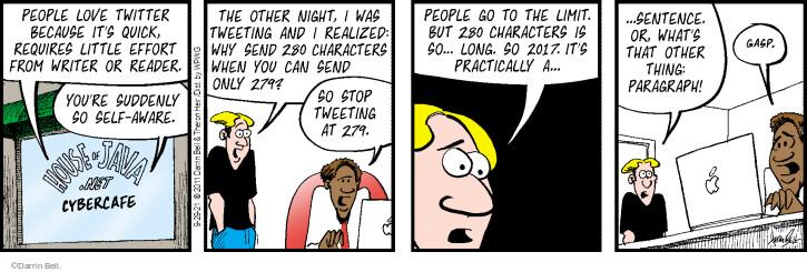 Comic Strip Darrin Bell  Rudy Park 2021-09-29 little
