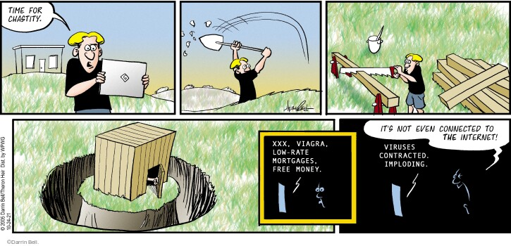 Comic Strip Darrin Bell  Rudy Park 2021-10-24 online