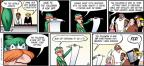 Comic Strip Darrin Bell  Rudy Park 2014-05-18 satellite television