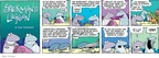 Cartoonist Jim Toomey  Sherman's Lagoon 2009-02-01 tie