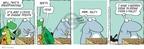 Cartoonist Jim Toomey  Sherman's Lagoon 2009-04-08 crunch