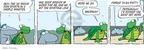 Cartoonist Jim Toomey  Sherman's Lagoon 2009-07-03 rather