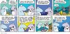 Cartoonist Jim Toomey  Sherman's Lagoon 2009-08-16 jewelry