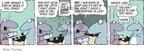 Cartoonist Jim Toomey  Sherman's Lagoon 2009-08-22 loss