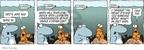 Cartoonist Jim Toomey  Sherman's Lagoon 2009-11-25 diet