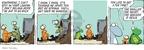 Cartoonist Jim Toomey  Sherman's Lagoon 2010-01-19 loss