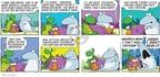 Cartoonist Jim Toomey  Sherman's Lagoon 2010-03-07 brutal