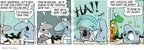 Cartoonist Jim Toomey  Sherman's Lagoon 2010-03-16 loss