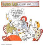 Cartoonist Signe Wilkinson  Signe Wilkinson's Gardening Images 1999-04-01 gardening