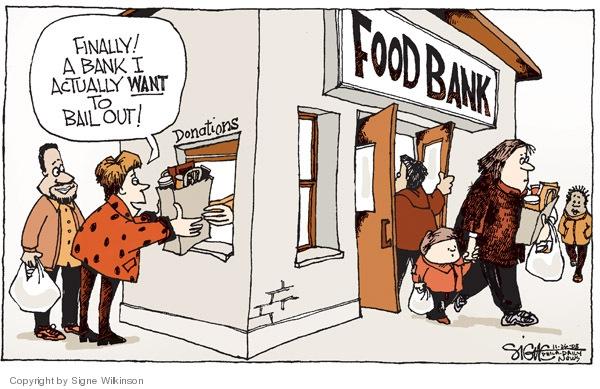 Signe Wilkinson  Signe Wilkinson's Editorial Cartoons 2008-11-26 economic