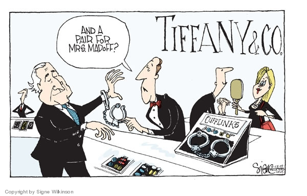 Signe Wilkinson  Signe Wilkinson's Editorial Cartoons 2009-03-14 stock market