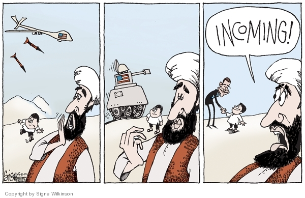 Signe Wilkinson  Signe Wilkinson's Editorial Cartoons 2009-04-08 out