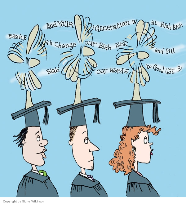 Signe Wilkinson  Signe Wilkinson's Editorial Cartoons 2009-05-01 put