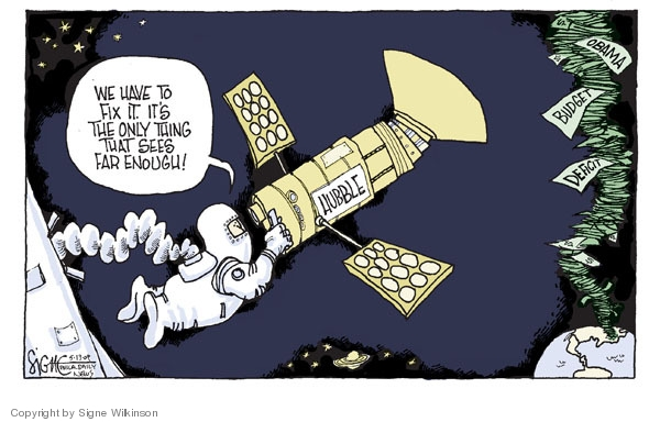 Signe Wilkinson  Signe Wilkinson's Editorial Cartoons 2009-05-13 federal budget