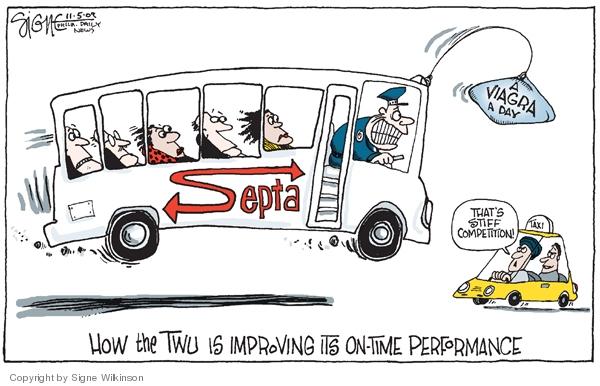 Cartoonist Signe Wilkinson  Signe Wilkinson's Editorial Cartoons 2009-11-05 sexuality