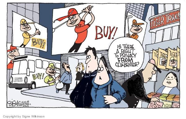 Signe Wilkinson  Signe Wilkinson's Editorial Cartoons 2009-12-03 pervasive