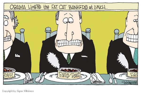 Signe Wilkinson  Signe Wilkinson's Editorial Cartoons 2009-12-16 economic