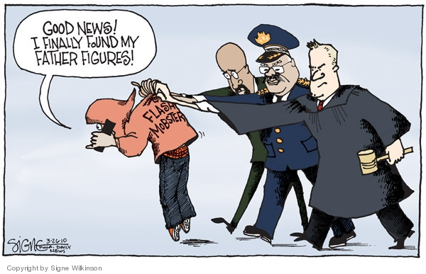Signe Wilkinson  Signe Wilkinson's Editorial Cartoons 2010-03-26 digital