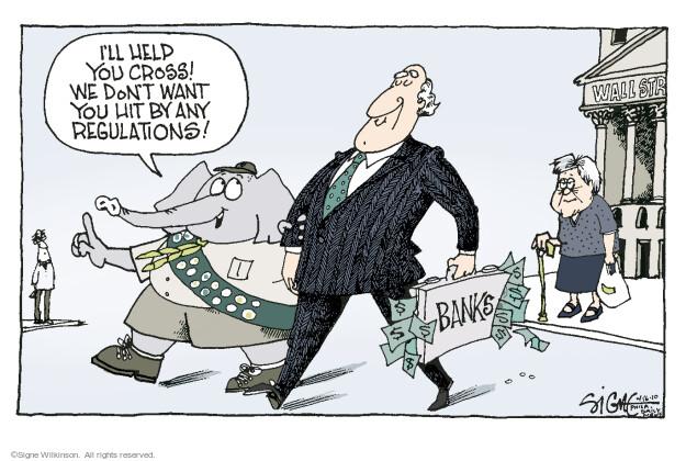 Signe Wilkinson  Signe Wilkinson's Editorial Cartoons 2010-04-16 GOP