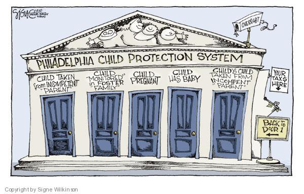 Signe Wilkinson  Signe Wilkinson's Editorial Cartoons 2010-05-05 incompetence