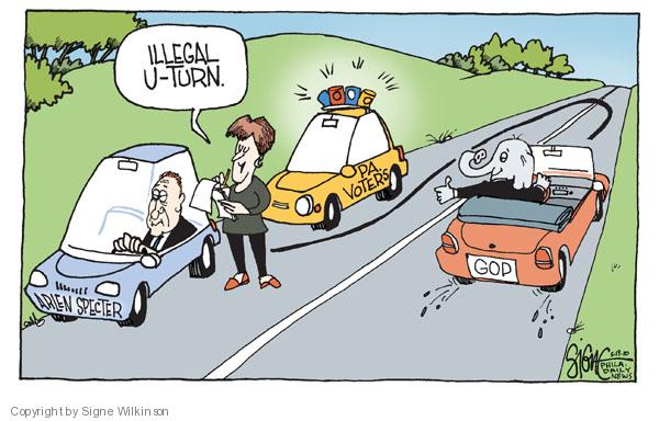Signe Wilkinson  Signe Wilkinson's Editorial Cartoons 2010-05-19 democratic party