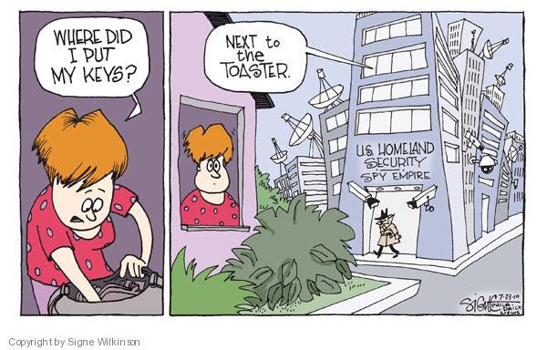 Signe Wilkinson  Signe Wilkinson's Editorial Cartoons 2010-07-26 put