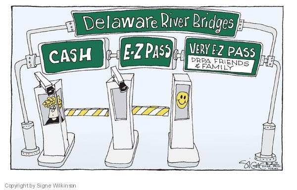 Signe Wilkinson  Signe Wilkinson's Editorial Cartoons 2010-08-03 bridge