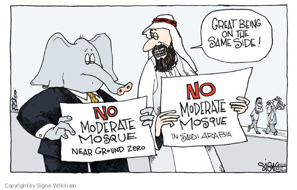 Signe Wilkinson  Signe Wilkinson's Editorial Cartoons 2010-08-17 moderate