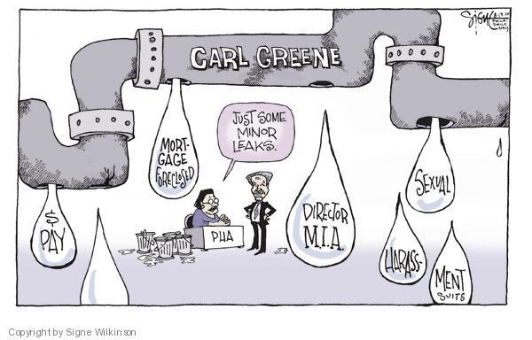 Signe Wilkinson  Signe Wilkinson's Editorial Cartoons 2010-08-19 housing