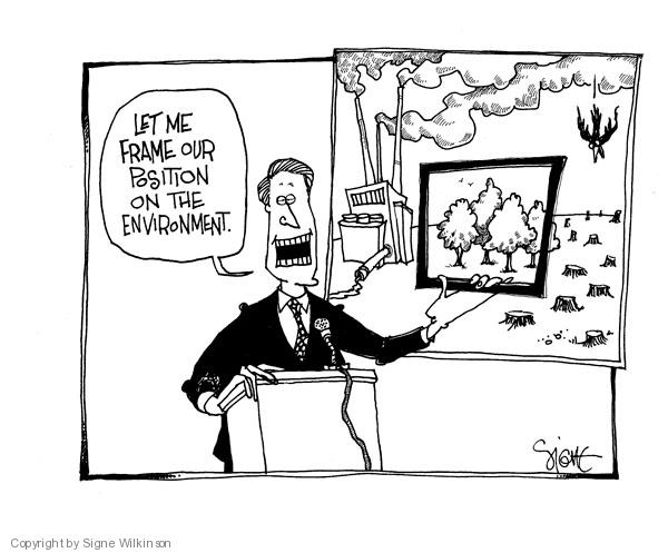 Signe Wilkinson  Signe Wilkinson's Editorial Cartoons 2007-01-01 business