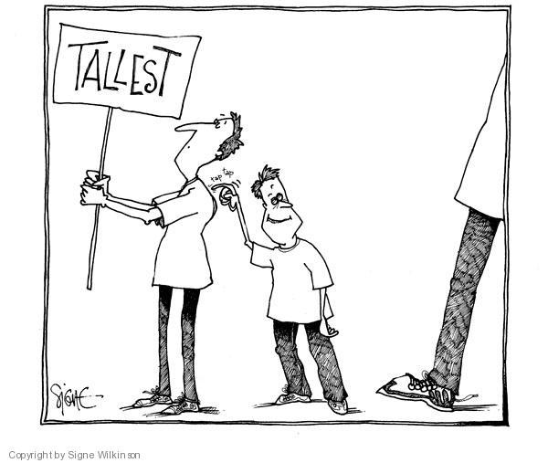 Signe Wilkinson  Signe Wilkinson's Editorial Cartoons 2007-01-01 tap