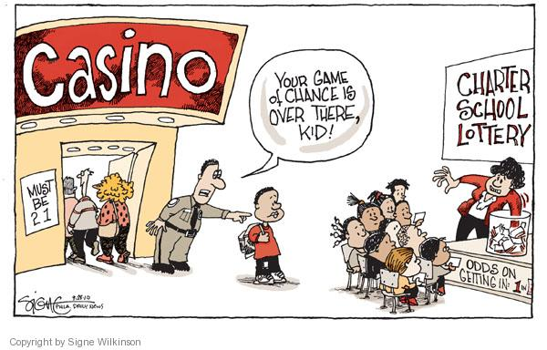 Signe Wilkinson  Signe Wilkinson's Editorial Cartoons 2010-09-28 game