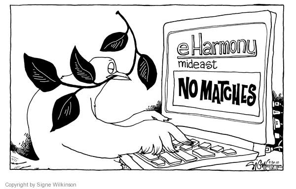 Signe Wilkinson  Signe Wilkinson's Editorial Cartoons 2010-09-30 Middle East