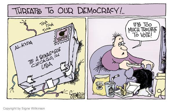Signe Wilkinson  Signe Wilkinson's Editorial Cartoons 2010-11-03 mail