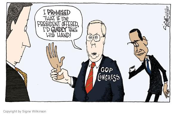 Signe Wilkinson  Signe Wilkinson's Editorial Cartoons 2010-11-10 GOP