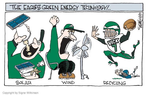 Signe Wilkinson  Signe Wilkinson's Editorial Cartoons 2010-11-20 environment