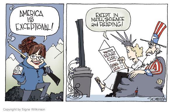 Signe Wilkinson  Signe Wilkinson's Editorial Cartoons 2010-12-14 patriotic