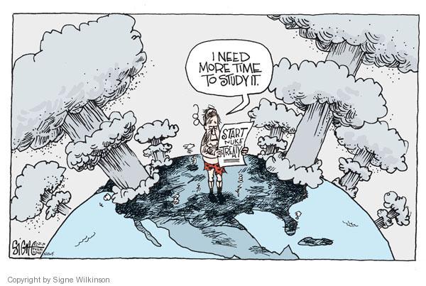 Signe Wilkinson  Signe Wilkinson's Editorial Cartoons 2010-12-21 GOP