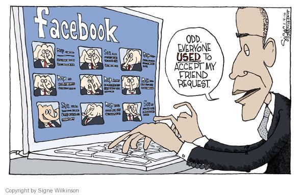 Signe Wilkinson  Signe Wilkinson's Editorial Cartoons 2011-01-04 bipartisan