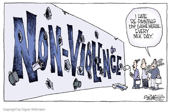 Signe Wilkinson  Signe Wilkinson's Editorial Cartoons 2011-01-16 every