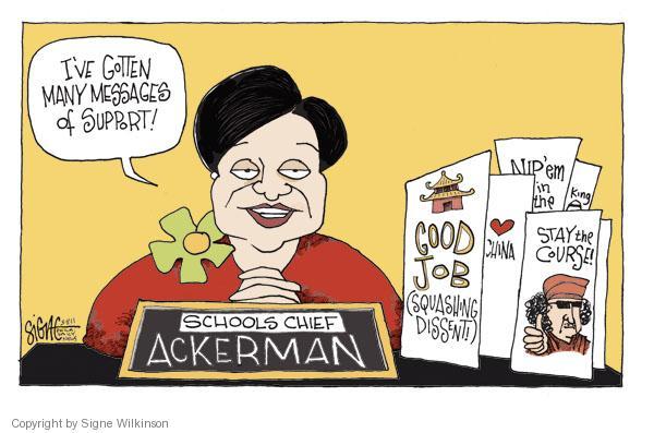 Signe Wilkinson  Signe Wilkinson's Editorial Cartoons 2011-03-08 dictator